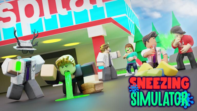 Sneeze Simulator Codes