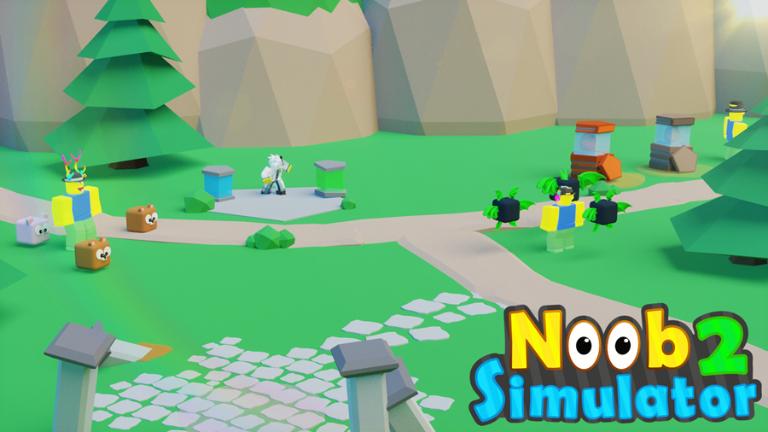 Noob Simulator 2 Codes