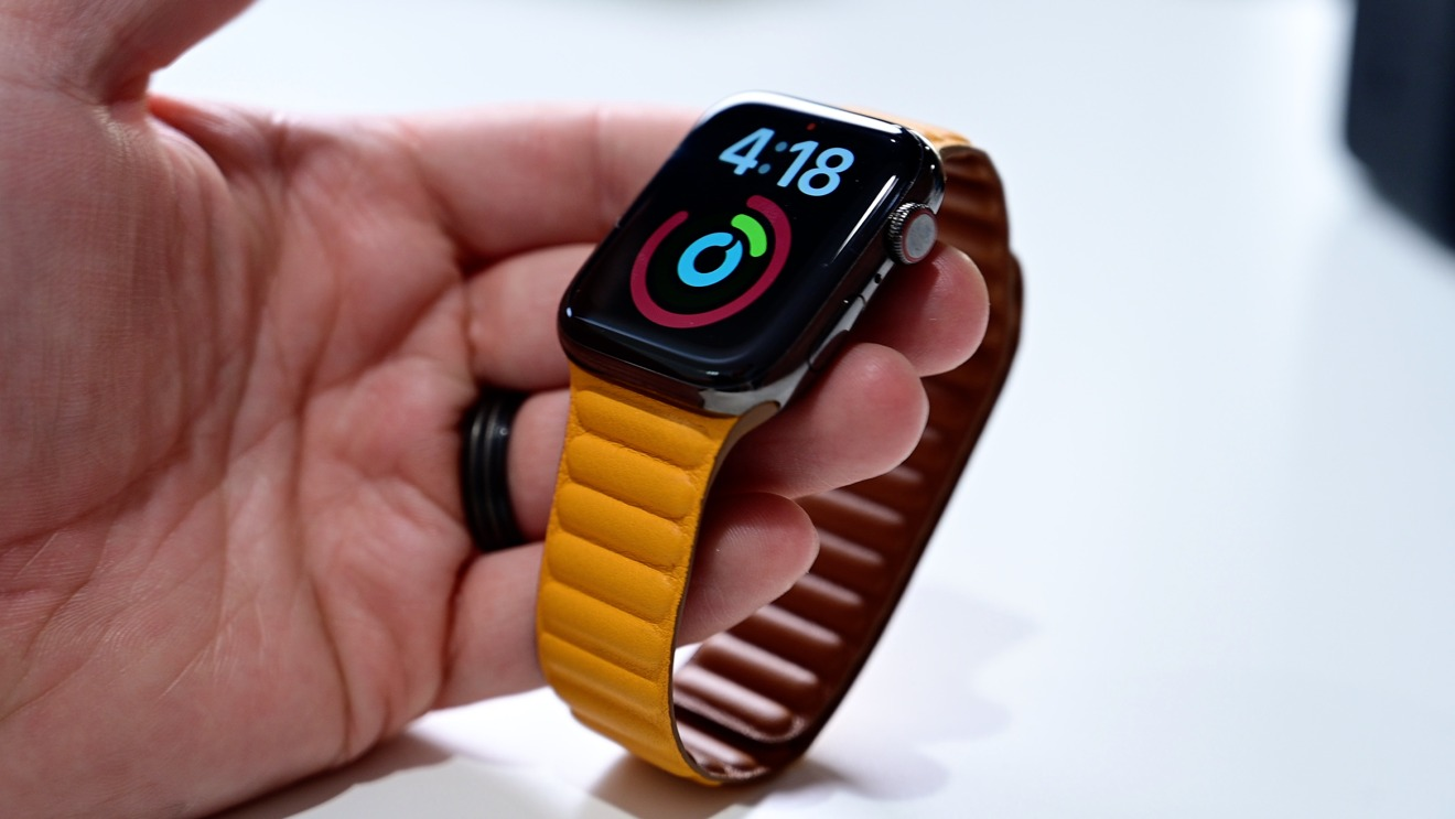 Apple Watch Leather Loop Band