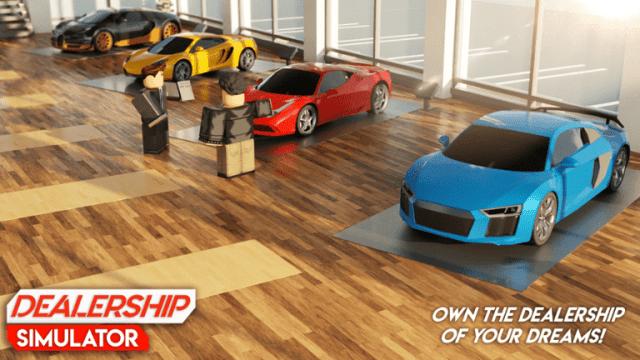 Dealership Simulator Codes
