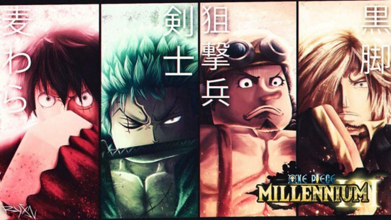 One Piece: Millennium 3 Codes