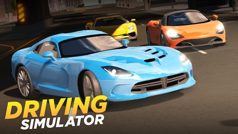 Driving Simulator Beta Codes