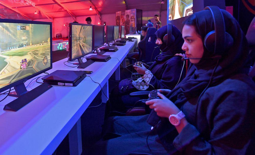 Saudi Gaming