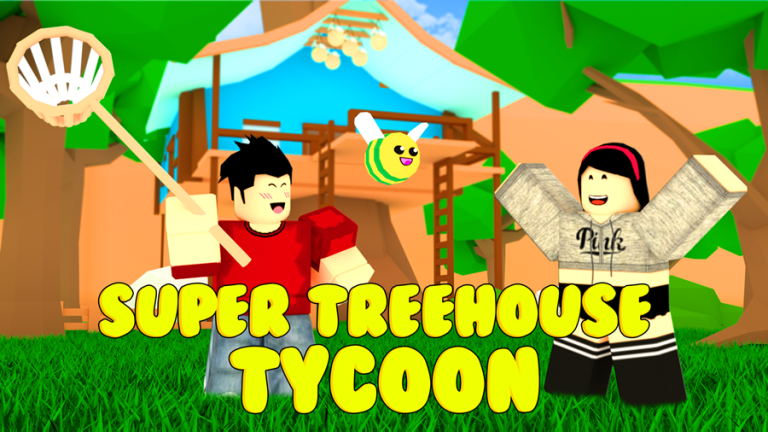 Super Treehouse Tycoon Codes