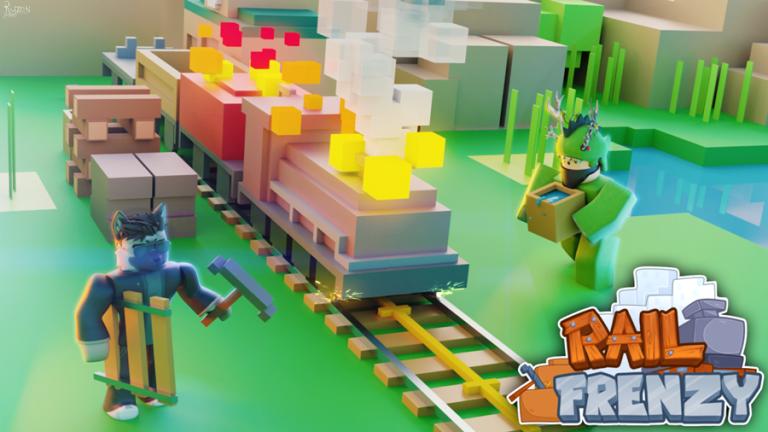 Rail Frenzy Codes