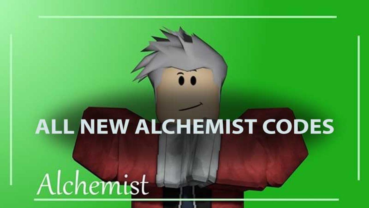 Alchemist Codes