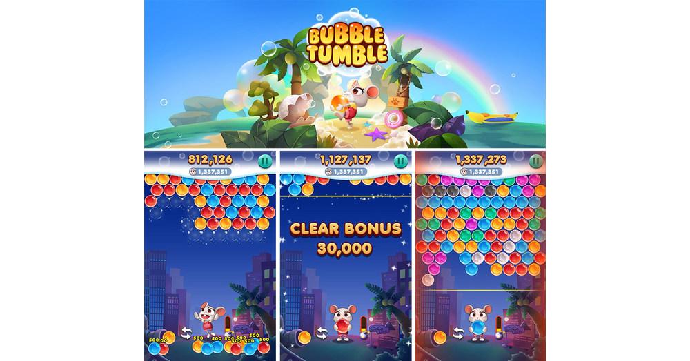 Bubble Tumble