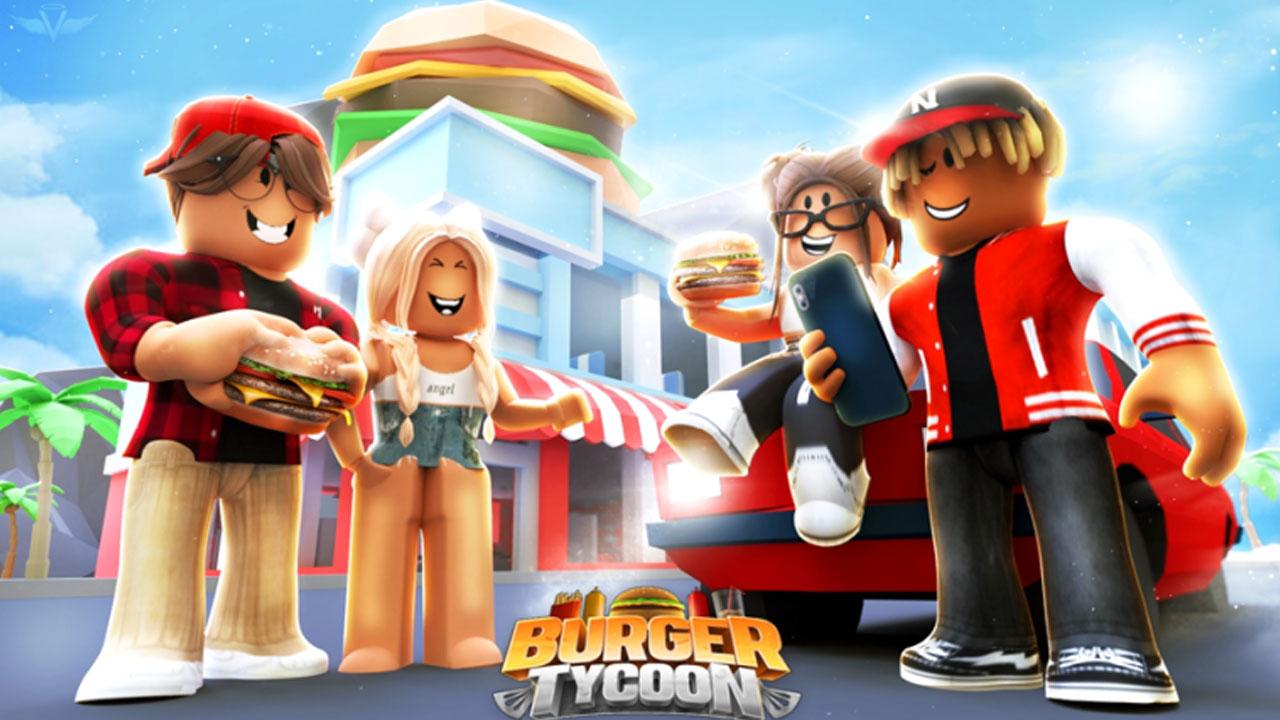 Burger Tycoon Codes