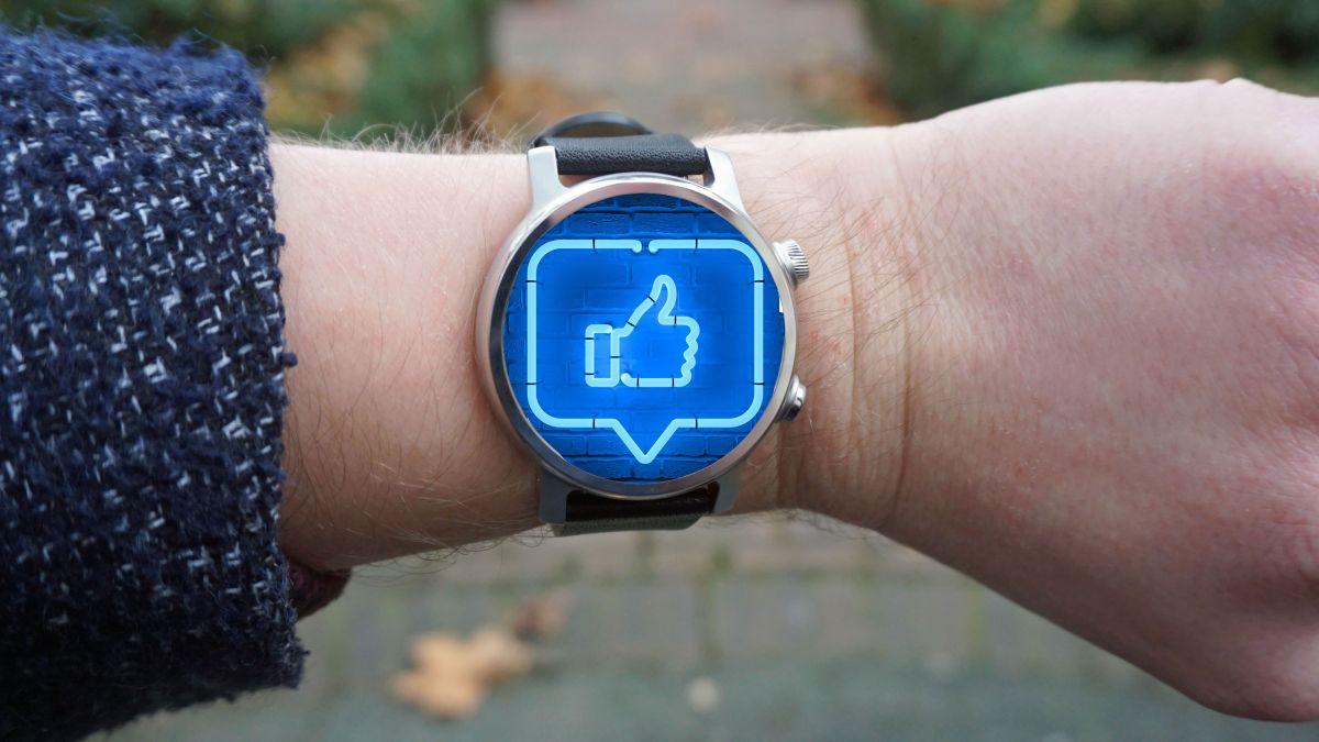 Facebook Smartwatch