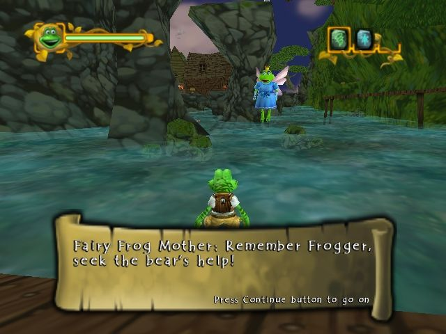 Frogger The Great Quest