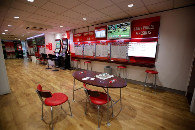 Bookmaker Entain