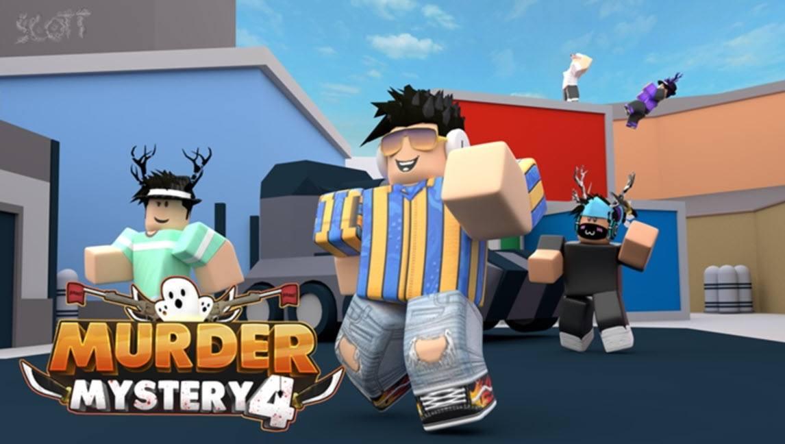 Murder Mystery 4 Codes