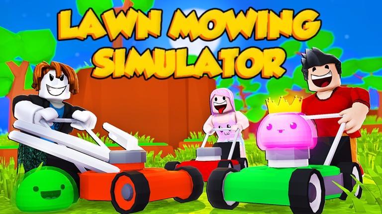 Lawn Mowing Simulator Codes