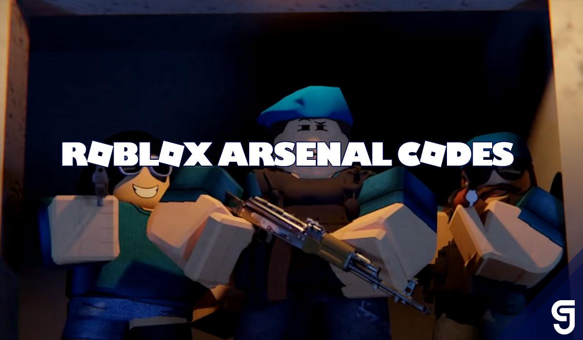Arsenal Codes