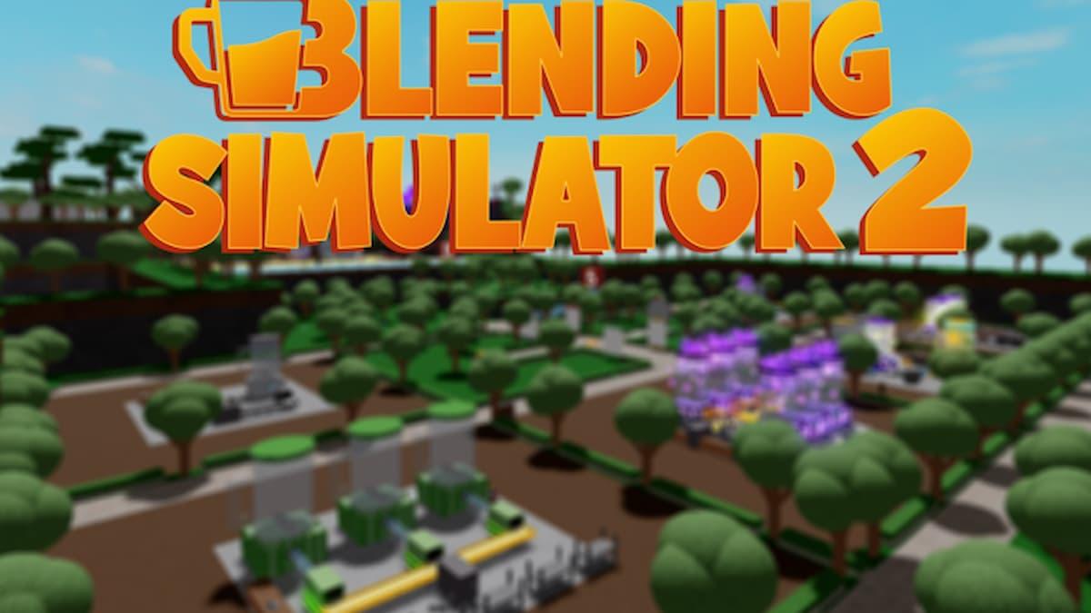 Blending Simulator 2 Codes