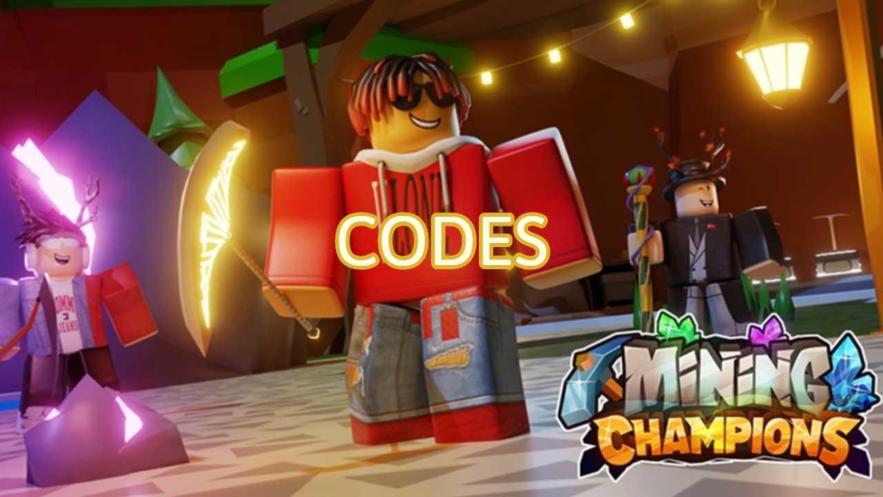 Mining Champions Codes