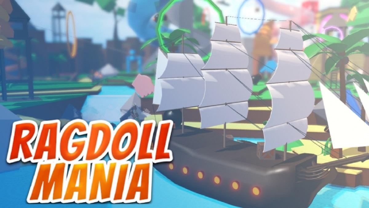 Ragdoll Mania Codes