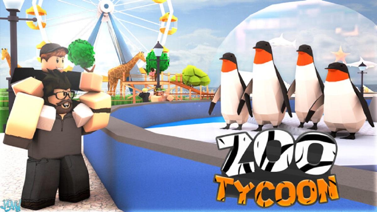My Zoo Tycoon Codes