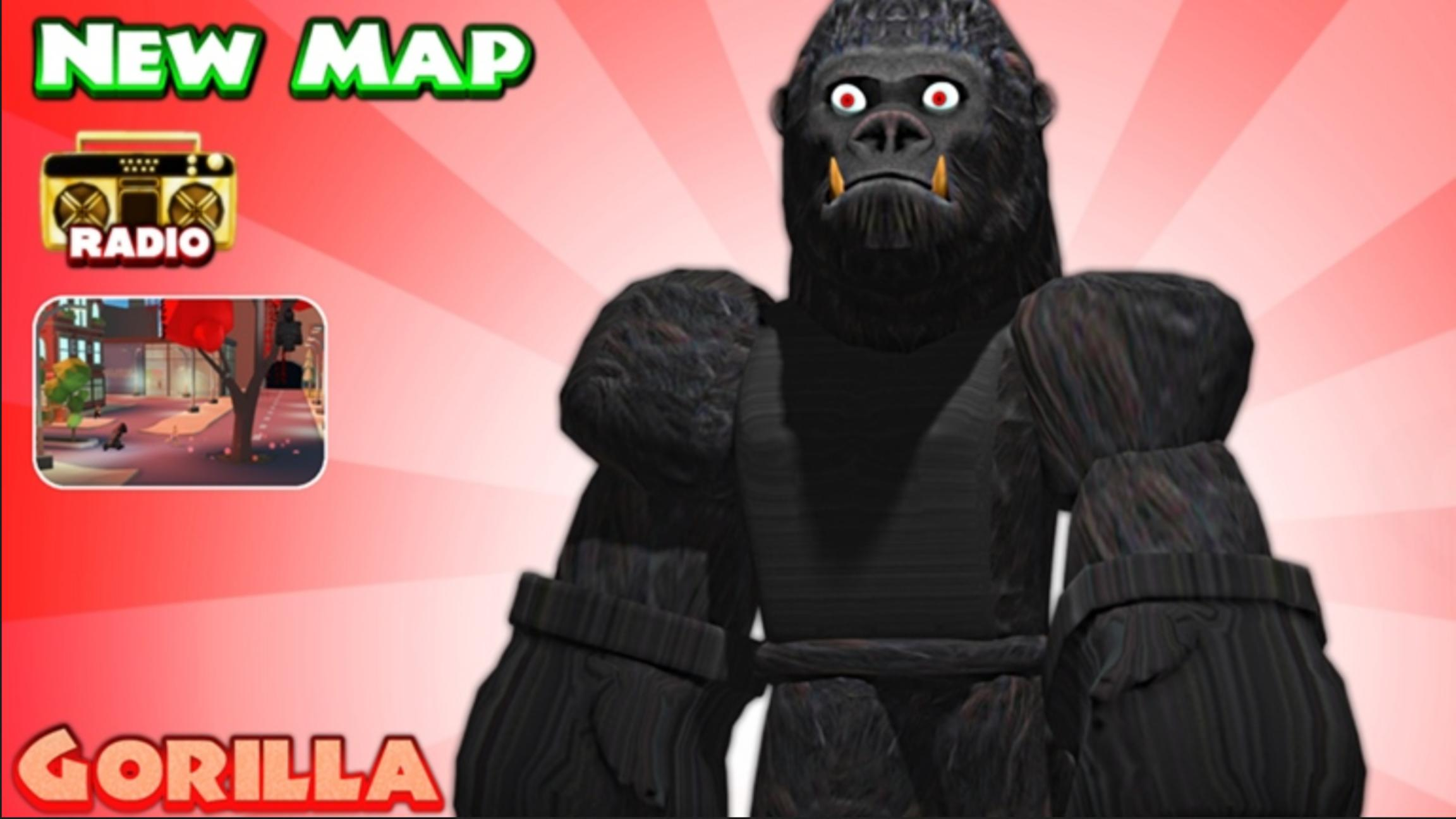 Gorilla Codes
