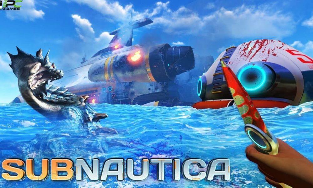 Subnautica download