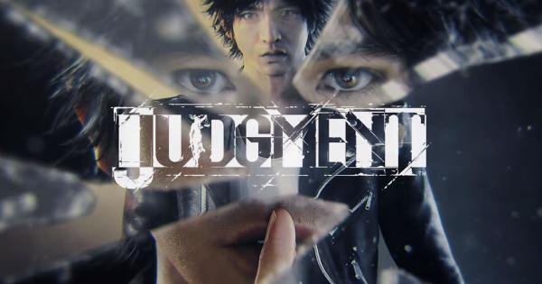 """Yakuza"" spin-off ""Judgment"""