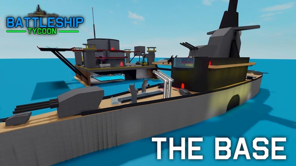 Battleship Tycoon Codes