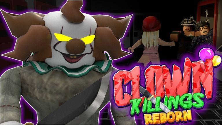 The Clown Killings Reborn Codes