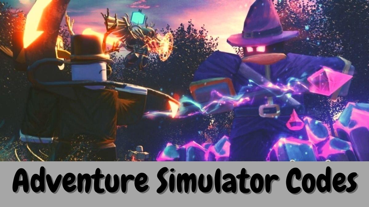Adventure Simulator Codes