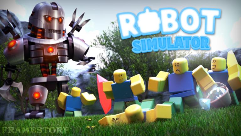 Robot Simulator Codes