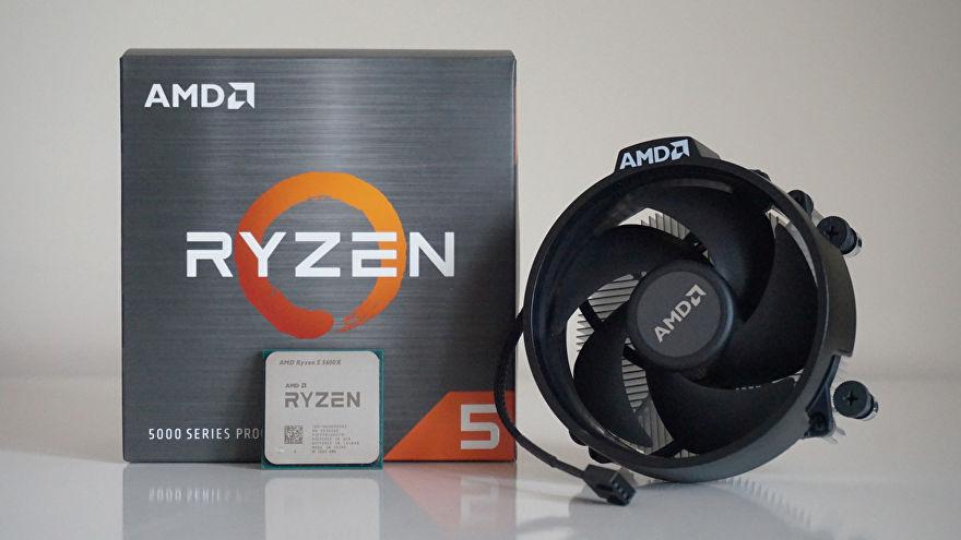 AMD's Ryzen 5 5600X