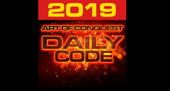 art of conquest redeem codes