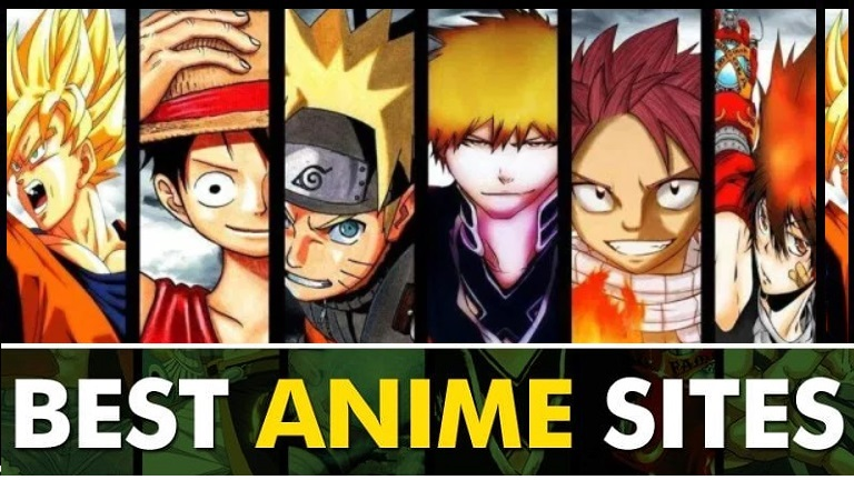 Best Anime Sites to Watch Anime Online