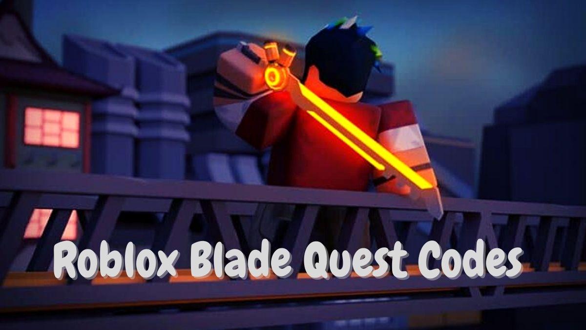 Blade Quest Codes