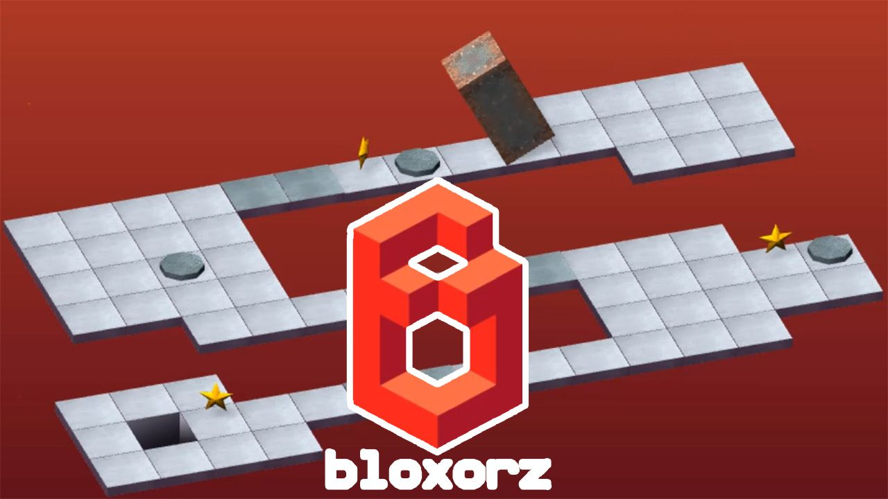 Bloxorz Codes and Levels