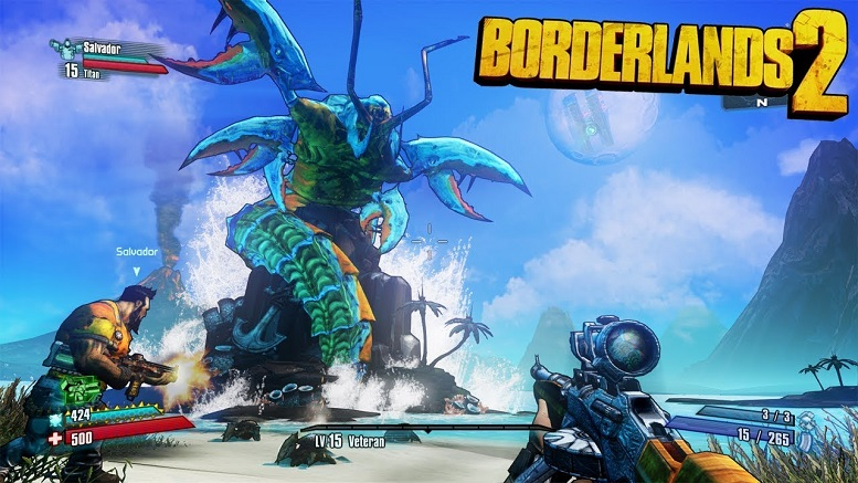 Borderlands 2 PC Download