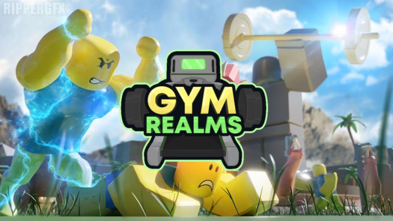 Gym Realms Codes