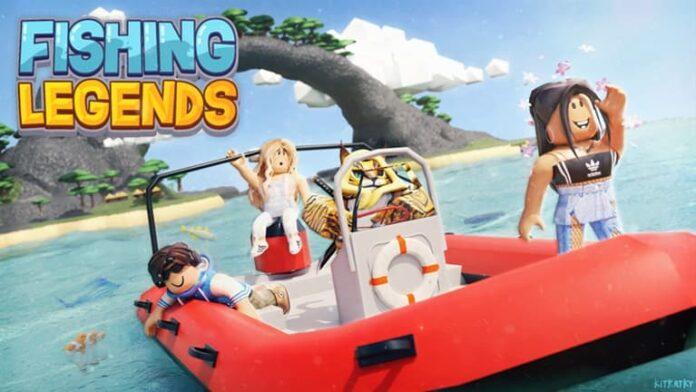 Fishing Legends Codes
