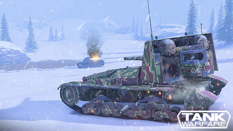 Tank Warfare Codes