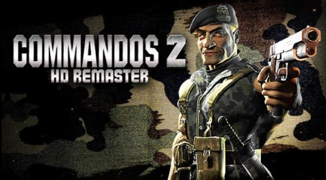Commandos 2 HD Remaster Download For PC