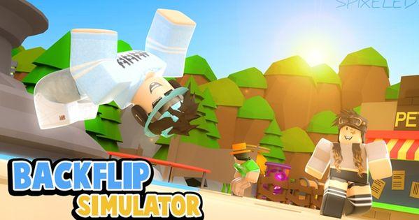 Backflip Simulator Codes