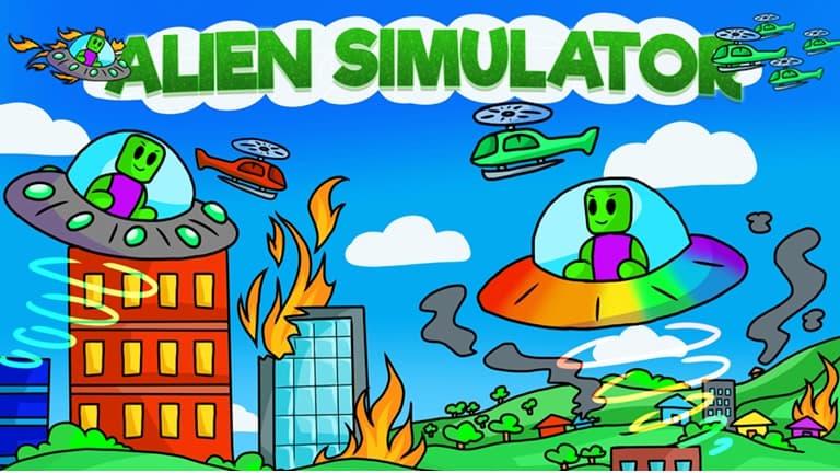 Alien Simulator Codes