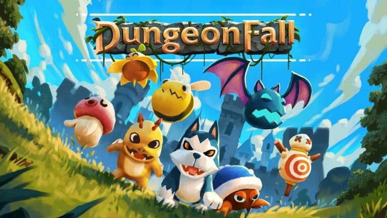 Dungeon Fall Codes