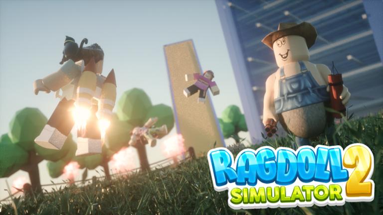 Ragdoll Simulator 2 Codes