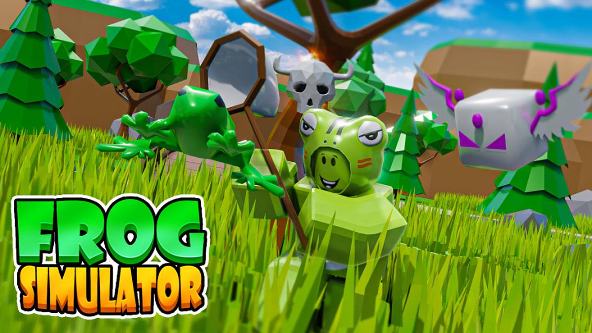 Frog Simulator Codes