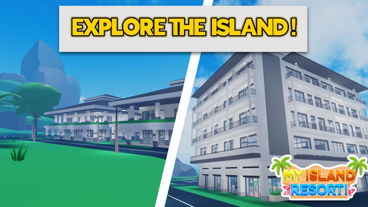 My Island Resort Codes