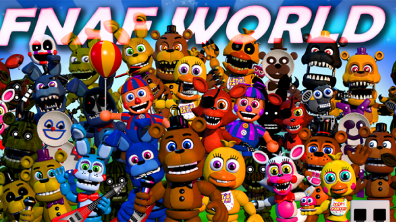 fnaf world download free full version pc