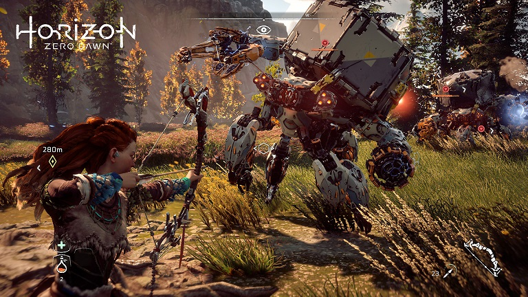 Horizon Zero Dawn Walkthrough