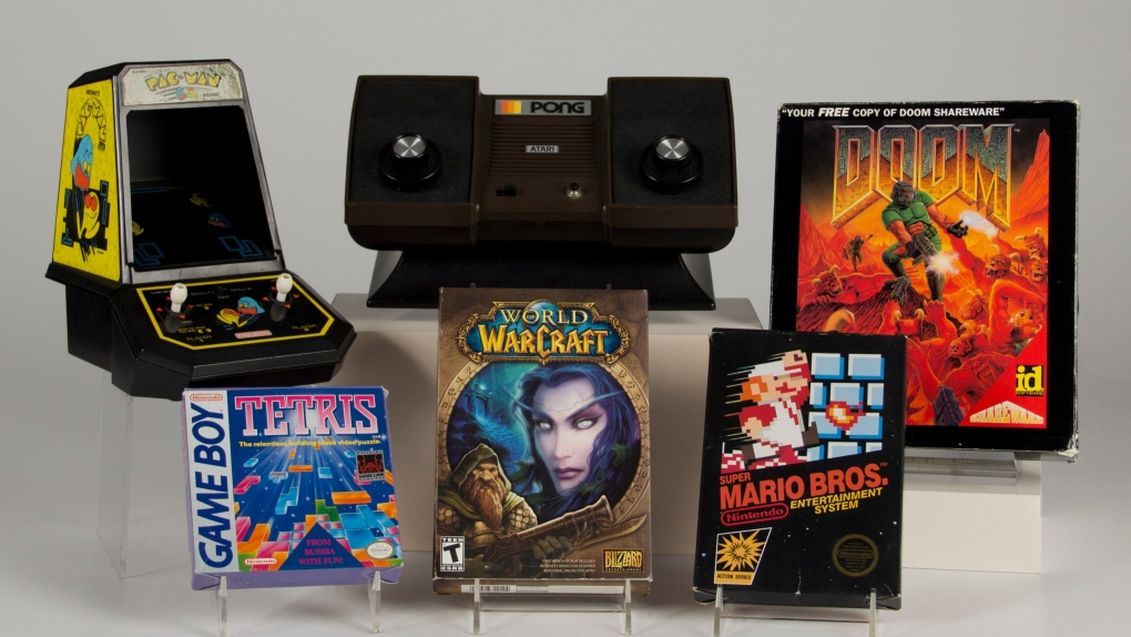 The World Video Game Hall of Fame
