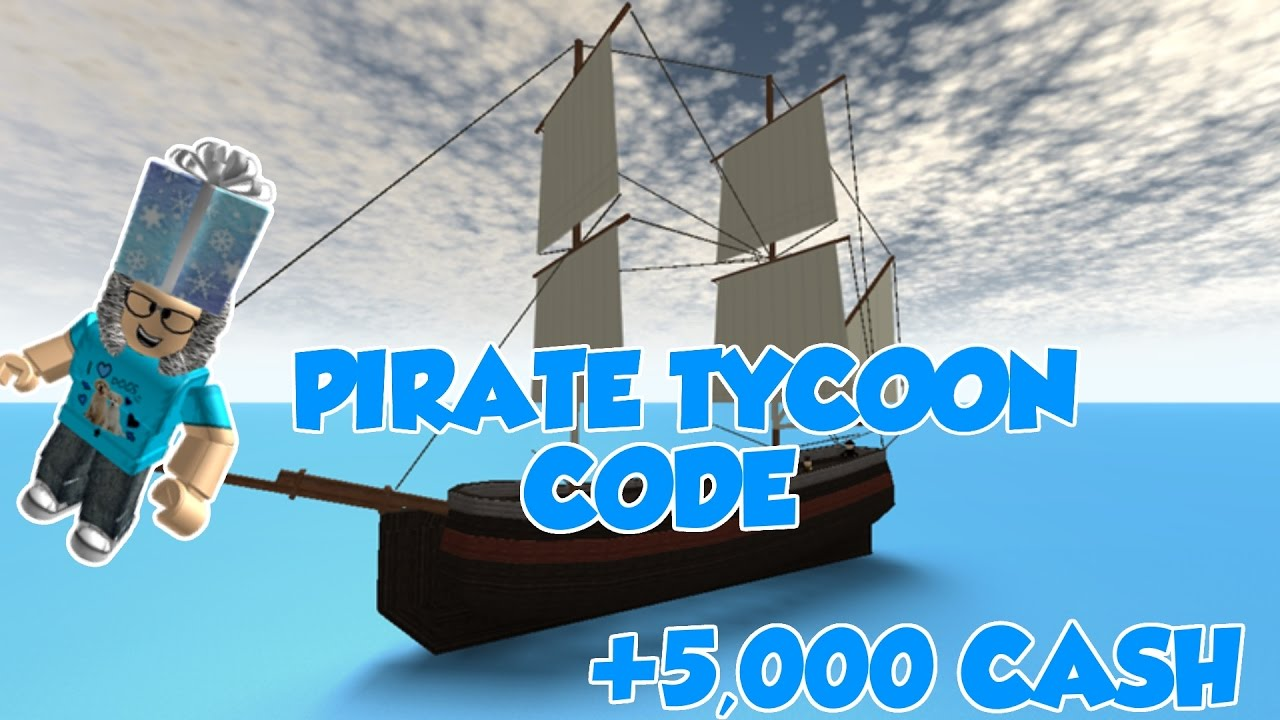 Pirate Tycoon Codes