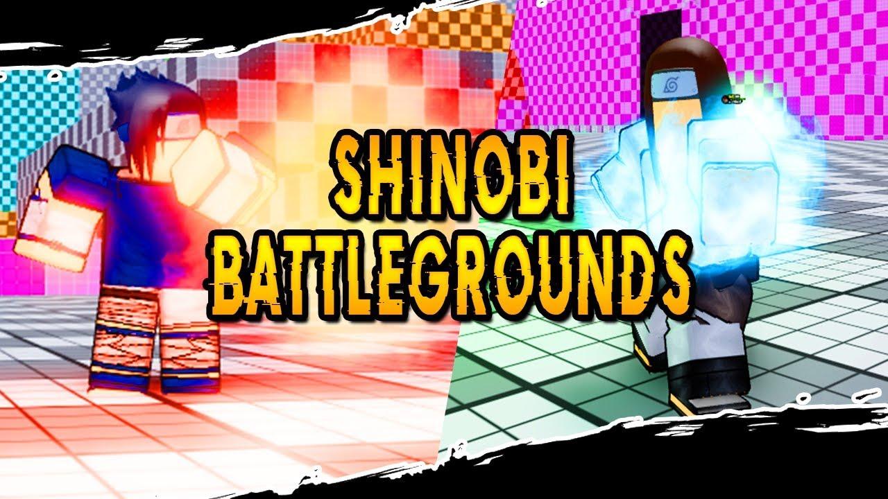 Shinobi Battlegrounds Codes